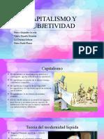 CAPITALISMO Y SUBJETIVIDAD