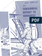 Twenty-First Semiannual Report to Congress 1 January - 30 June 1969