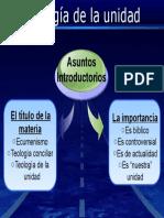 Presentación TU asuntos introductorios
