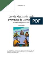 LEY DE MEDIACIÓN Nº 5931