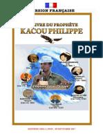 Le Livre Du Prophete Kacou Philippe