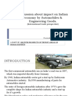 Automobile and Engineering Sector
