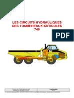 449S - Les circuits hydrauliques des 740.pdf