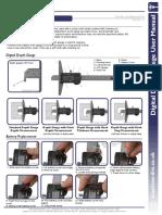 digital depth gauge manual