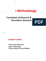 Foundation of Research 2