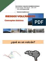 CONCEPTOS DE VULCANOLOGIA
