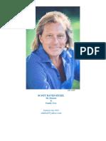 Scott David Nitzel - My Memoir and Family Tree (July 2019)