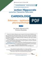 atherome epidemio et physiopath.pdf