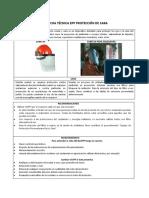 FICHA TECNICA EPP PROTECCIÓN DE CARA.doc