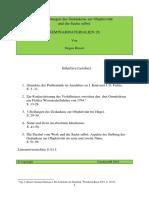 cours J.Ritsert-2018_Drei-Stellungen-des-Gedankens-zur-Objektivität