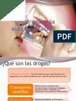 Las drogas y la automedicación