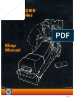 1980 ski doo_Shop_Manual