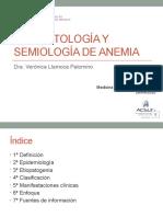 Semana 2 Sesión 3 - ANEMIA - Dra. Llamoca.pptx