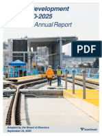 Sound Transit - Transit Development Plan 2020-2025 and 2019 Annual Report