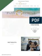 Full Circle Yoga School _ YTT & Retreats