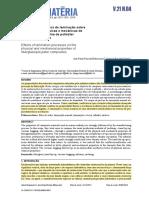 Bittencourt et al. - 2016 - Efeito dos processos de laminação sobre as proprie