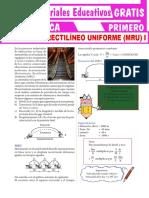 Ecuación MRU 1° grado.pdf