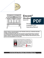 ENCORE 2550 - INSTALL MANUAL