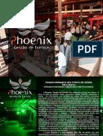 Apresentação Phoenix Eventos 2020