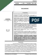 N-0133 Soldadura Español