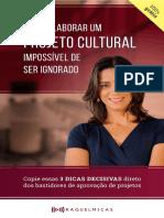 Como Elaborar um Projeto Cultural