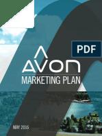 Avon Marketing Plan