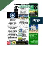 January 30 2011 Newsletter FULLVersion