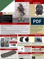 CBRN Individual Protective Equipment Smart Card