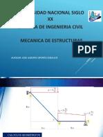 mecanica de estructuras  presentacion 4