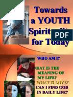 YOUTH SPIRITUALITY