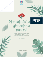 Manual basico de ginecologia natural Sinergias Cosmicas