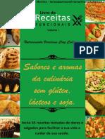 LIVROPRONTO - receitas sem gluten, lactose e soja nutricionista