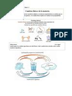Ciencias Naturales  taller 7 cambios fisicos de la materia