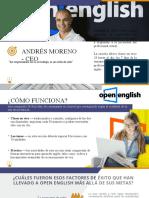 ANDRÉS MORENO - OPEN ENGLISH2