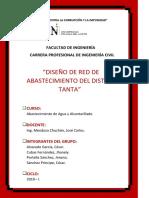 RED DE DISTRIBUCIÓN DE AGUA EN TANTA (1)