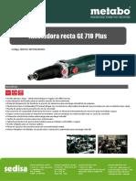 GE 710 Plus