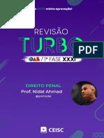RT31 - Direito Penal - Prof. Nidal Ahmad