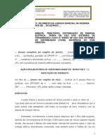 6 - Petição Inicial - JUIZADO ESPECIAL - PESSOA JURÍDICA