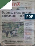 Clarin 20010909 Feminicio Mellman Miramar