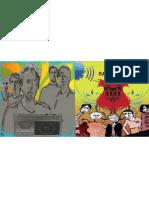 radiohead booklet front