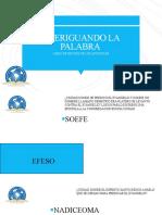 AVERIGUANDO LA PALABRA- JUEGO - Hechos 20-26