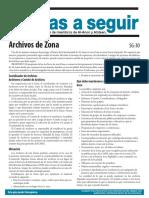 SG30 Archivos de Zona