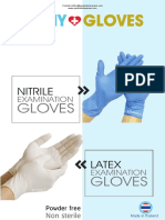 Anny Gloves - Certifications - Opulent