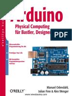 (O'Reilly basics) Manuel Odendahl_ Julian Finn_ Alex Wenger - Arduino - physical computing für Bastler, Designer und Geeks _ [Microcontroller-Programmierung für al.pdf