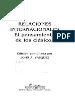 Rosenau James Preteorias- Relaciones internacionales