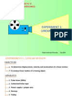 LAB 1 - Linear Motion Video_DBS10012(update).ppsx