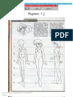 Curso de desenho Mangá - Como Desenhar mulheres
