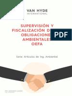 OEFA - Ing. Landeo (Van Hyde Perú)