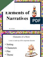 elements of narrative (1)