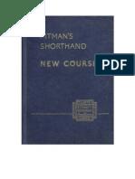 Pitman's Shorthand